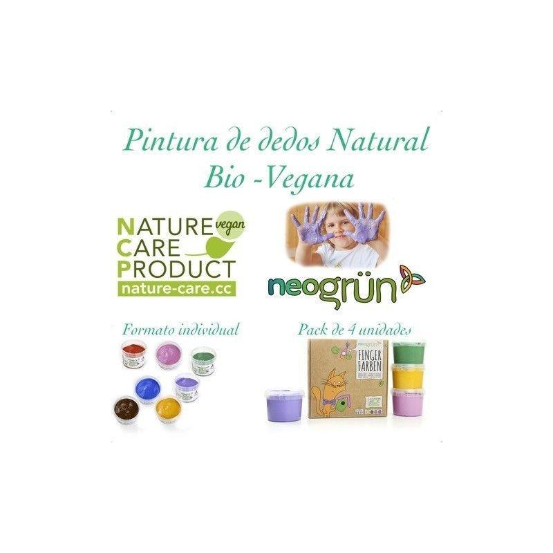Pintura natural vio-vegana Neogrün