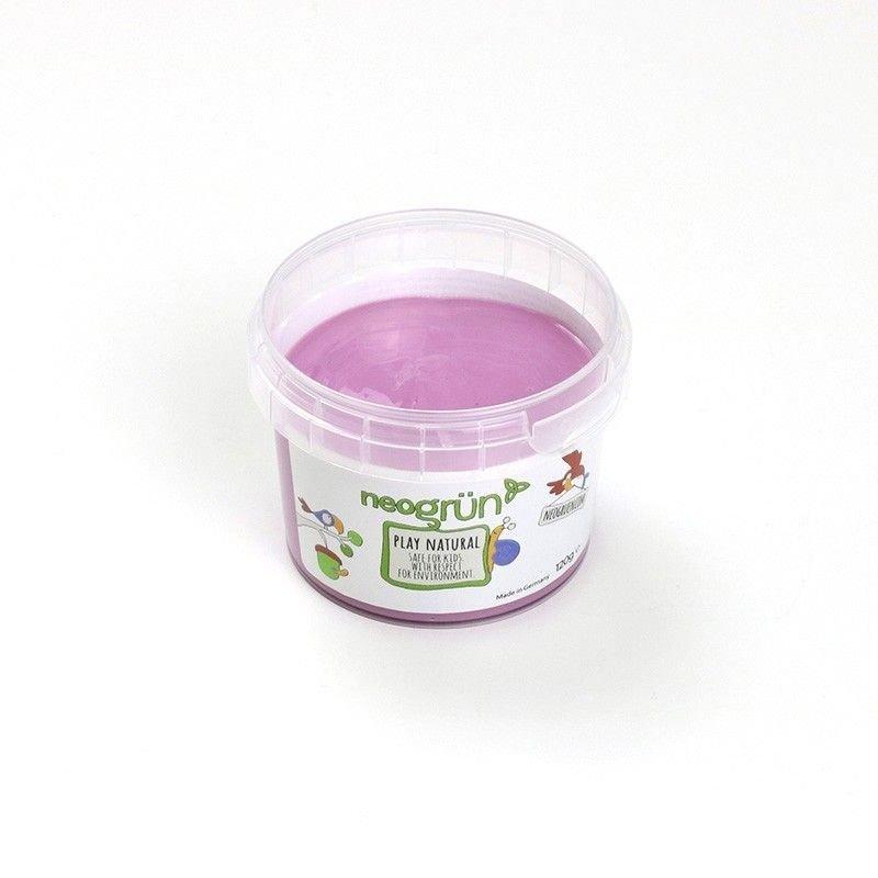 Bote de pintura de dedos Neogrün - Rosa
