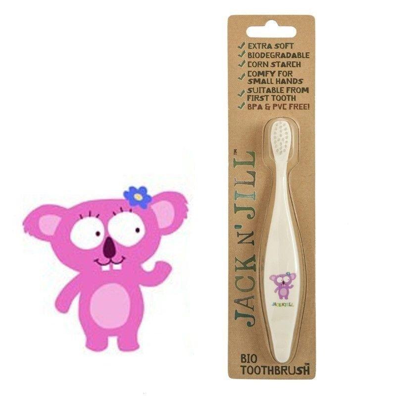 Cepillo de dientes Koala Jack N' Jill