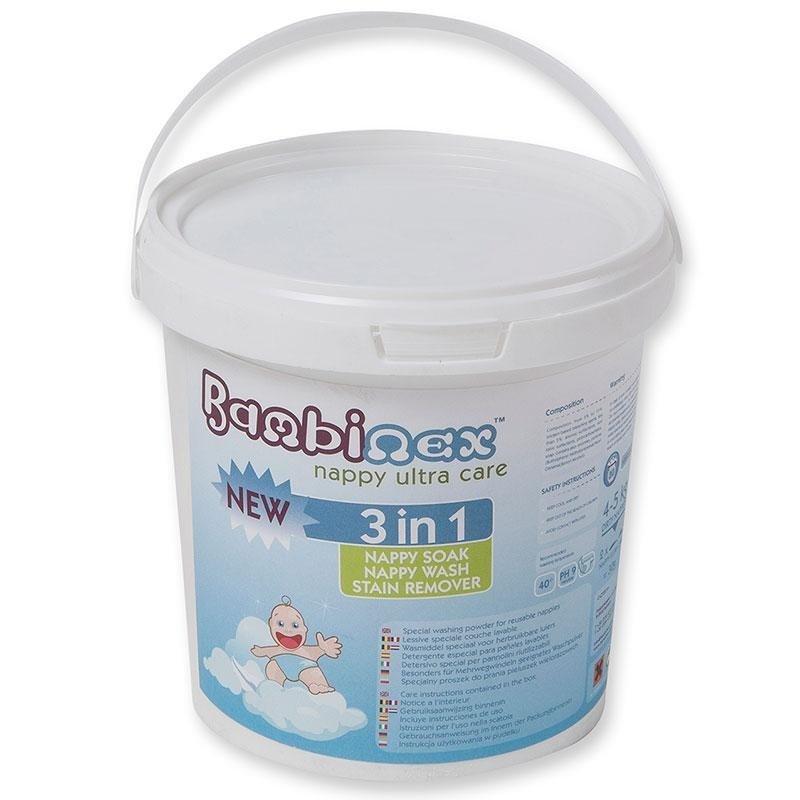 Detergente Bambinex para pañales de tela