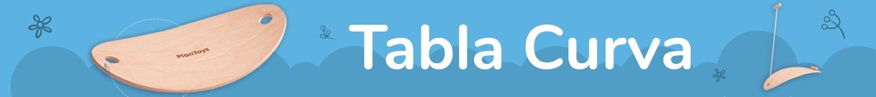 Comprar Tabla Curva de equilibrio ecológica para bebés |My Baby's Life